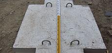 Acabado de tabletas ligeras de concreto ecoparque de ace for Estanque prefabricado rectangular